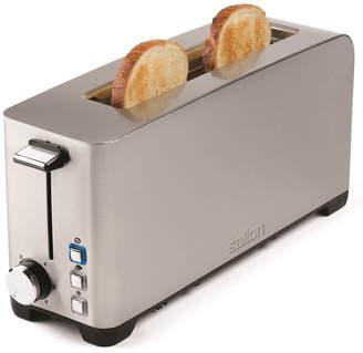 Salton Space Saving Long Slot Toaster