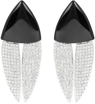 Saint Laurent Smoking clip-on earrings