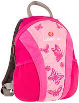 LittleLife Runabout Toddler Backpack, Pink