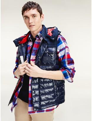Tommy Hilfiger Removable Hood Puffer Vest