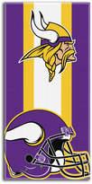 Northwest Company Minnesota Vikings Zone Read Beach Towel