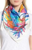 Echo Women's Parajos Coloridos Square Silk Scarf