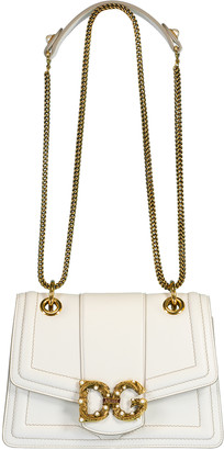 Dolce & Gabbana Small Amore Shoulder Bag