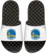 ISlide NBA Golden State Warriors Primary Slide Sandal, White