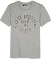 Diesel 1978 cotton t-shirt 6-16 years