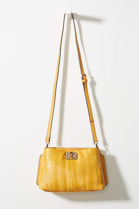 Sondra Roberts Ione Crossbody Bag By in Yellow Size ALL