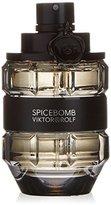 Viktor & Rolf Spicebomb Eau De Toilette Spray for Men, 3.04 Ounce
