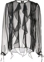 Thomas Wylde silk 'Enlighten' blouse - women - Silk - S