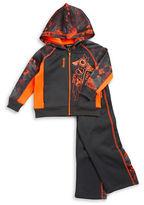 Reebok Boys 2-7 Zip-Up Hoodie and Sweatpants Set