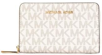 MICHAEL Michael Kors all-over logo print wallet
