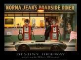 Art.com Destiny Highway Art Poster Print by Chris Consani, 32x24