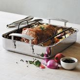 Sur La Table Demeyere Industry5 Roasting Pan