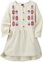 Tea Collection Estella Embroidered Shirt Dress (Toddler, Little Girls, & Big Girls)