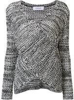 Derek Lam 10 Crosby V-neck longsleeved blouse - women - Cotton - XS