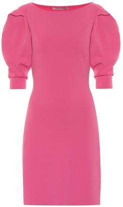 Stella McCartney Exclusive to Mytheresa Compact-knit minidress