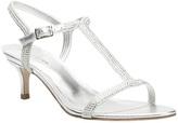 Pelle Moda Low jeweled sandal
