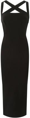 Dolce & Gabbana Jersey Midi Dress