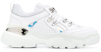 Baldinini Chunky Low-Top Sneakers