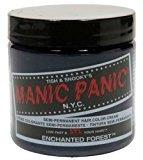 Old Glory Manic Panic Semi Permanent Hair Dye Enchanted Forest Green(4 fl oz)