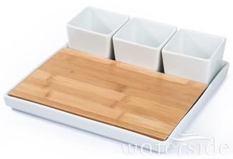Waterside 5-Piece Cheese Platter Set