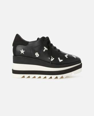 Stella McCartney Sneak-Elyse Monogram Shoes, Women's