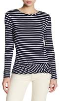 Tart Striped Long Sleeve Tee