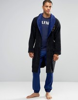 Tommy Hilfiger Icon Cuffed Joggers In Blue