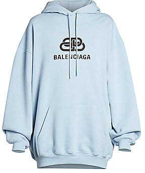 Balenciaga Women's BB Logo Hoodie