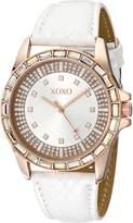 XOXO Women's XO3415 Analog Display Analog Quartz Watch