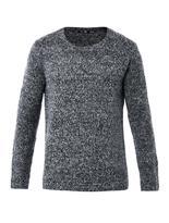 BLK DNM Salt and pepper knit sweater
