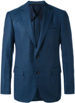 Pal Zileri woven blazer - men - Wool/Cupro - 48