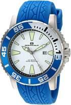 Oceanaut Men's OC2919 Marletta Analog Display Quartz Blue Watch