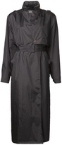Sonia Rykiel Vintage long hooded raincoat