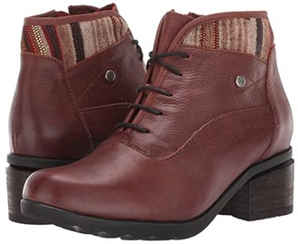 Wolky Stratton (Black) Women's Boots