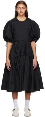 Cecilie Bahnsen Black Libby Dress
