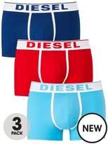 Diesel Diesel 3Pk Trunks