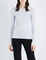 Protagonist Ribbed knitted top