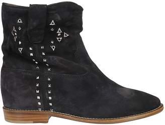 Etoile Isabel Marant Studded Ankle Boots
