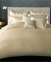 Donna Karan Home Reflection Ivory Full/Queen Quilt