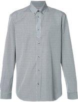 Maison Margiela casual checked shirt