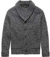 Banana Republic Supima® Cotton Ribbed Shawl Cardigan