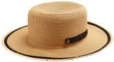 FILÙ HATS Safari paper-straw hat