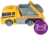 Teamsterz Skip Lorry With Lights And Sounds