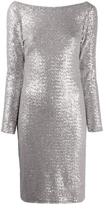 Lauren Ralph Lauren Sequinned Dress