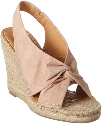 Joie Kaili Suede Wedge Sandal