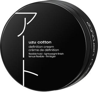 shu uemura Uzu Cotton Definition Cream
