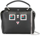 Fendi Dotcom Click tote bag - women - Calf Leather/Acrylic/metal - One Size