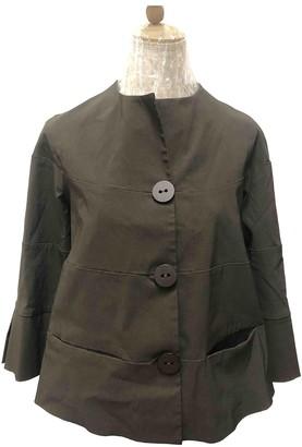 Liviana Conti Brown Jacket for Women
