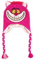 Disney Alice in Wonderland Cheshire Cat Laplander Hat, Big Girls, Age 7-14