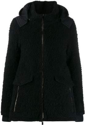 Herno zip-front jacket